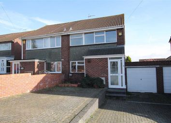 Thumbnail 3 bed semi-detached house for sale in Avonwood Close, Shirehampton, Bristol