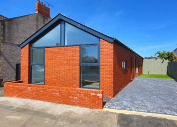 Thumbnail 2 bed detached bungalow for sale in Aber Street, Grangetown, Cardiff