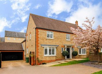 Thumbnail 4 bed property for sale in Sheridan Grove, Oxley Park, Milton Keynes
