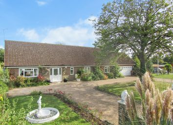 Thumbnail 4 bed detached bungalow for sale in Tally Ho Road, Shadoxhurst, Ashford