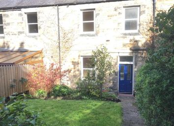 Thumbnail 3 bed terraced house to rent in Lower Granton Road, Edinburgh