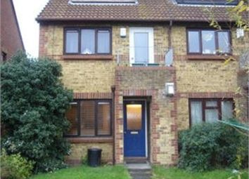 Thumbnail 1 bedroom maisonette for sale in Reynolds Close, Colliers Wood, London