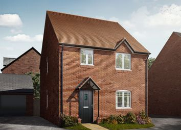 "Thumbnail 3 bedroom detached house for sale in ""The Forbury"" at Holden Close, Biddenham, Bedford"