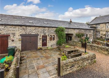 Thumbnail 4 bed barn conversion for sale in Hallas Lane, Cullingworth, Bradford