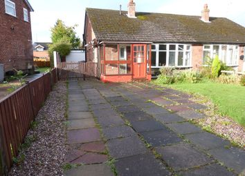 Thumbnail 2 bed semi-detached bungalow to rent in Brooklands Road, Congleton