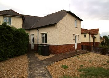 Thumbnail 3 bed semi-detached house to rent in Widgery Road, Exeter