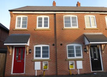 Thumbnail 2 bed town house to rent in Walter Street, Draycott, Derby