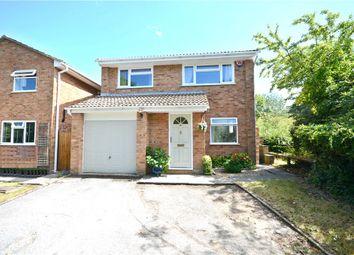 Nuffield Drive, Claremont Wood, Sandhurst GU47. 4 bed detached house