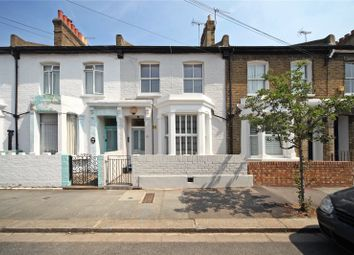 Thumbnail 4 bed terraced house for sale in Broughton Road, London