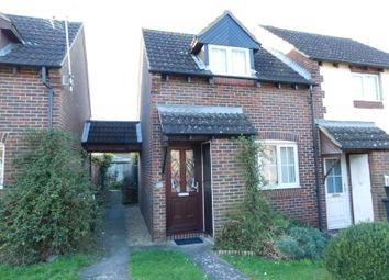 Thumbnail 1 bedroom end terrace house for sale in Page Close, Baldock, Herts