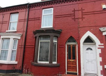 Thumbnail 2 bedroom terraced house for sale in Suffield Road, Liverpool, Merseyside