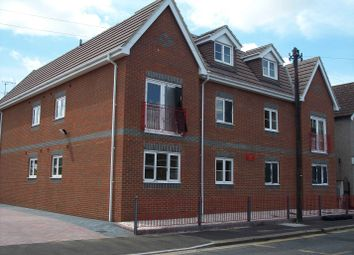 Thumbnail 1 bed flat to rent in Docklands Court, Dock Road, Tilbury, Essex