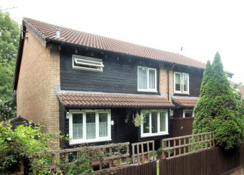 Thumbnail 1 bedroom semi-detached house for sale in Woking, Surrey