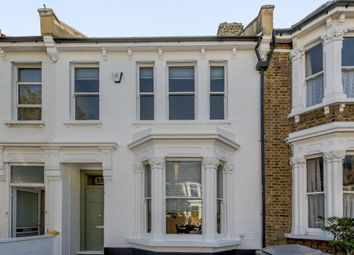 4 bed terraced house for sale in Plympton Avenue, London NW6