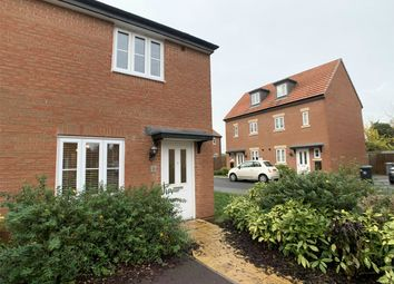 Thumbnail 2 bed end terrace house to rent in Ivatt Close, Bourne