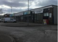 Thumbnail Retail premises to let in The Bridgeway Centre, Wrexham Industrial Estate, Wrexham
