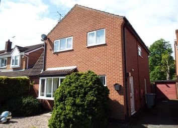 Thumbnail 3 bed detached house for sale in The Leas, Bulcote, Nottingham