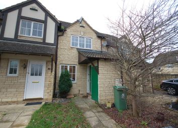 Thumbnail 2 bed terraced house for sale in Waterside Close, Quedgeley, Gloucester