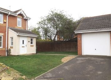 Thumbnail 3 bed property to rent in Swan Gardens, Peterborough
