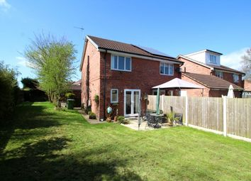 Thumbnail 2 bed semi-detached house to rent in Esk Drive, Nether Poppleton, York
