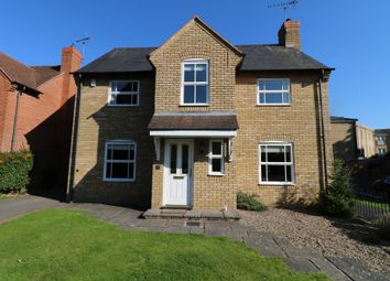 Thumbnail 4 bed detached house for sale in Meadow Pleck Lane, Dickens Heath, Shirley, Solihull