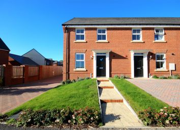 Thumbnail 1 bed semi-detached house to rent in St Georges Way, South Road, Durham