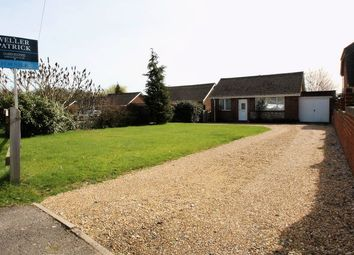 Thumbnail 3 bedroom detached bungalow for sale in Durley Brook Road, Durley, Southampton