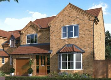 Thumbnail 4 bed detached house for sale in Plot 38, Franklin Way, Barrow-Upon-Humber