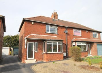Thumbnail 3 bed semi-detached house for sale in Stokesley Road, Brompton, Northallerton