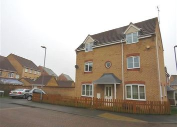 Thumbnail 4 bedroom detached house for sale in Goodheart Way, Thorpe Astley, Leicester