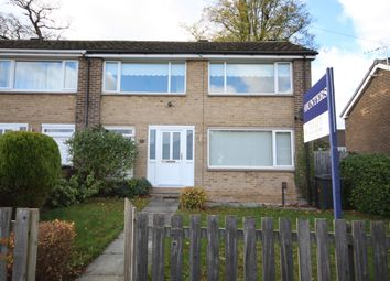 Thumbnail 2 bed semi-detached house to rent in Holly Road, Boston Spa, Wetherby