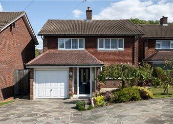 Thumbnail 3 bed detached house for sale in Aspen Close, Orpington, Kent