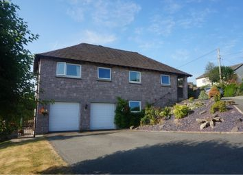 Thumbnail 4 bed detached house for sale in Malthouse Close, Trefonen, Oswestry