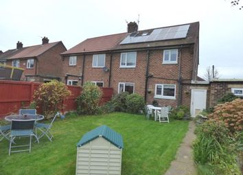 Thumbnail 3 bed semi-detached house for sale in Westfield Drive, Ribbleton, Preston, Lancashire