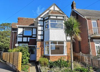Thumbnail 3 bed flat for sale in Highwood Road, Lower Parkstone, Poole