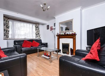 Thumbnail 3 bed terraced house for sale in Beech Grove, Mitcham, Surrey