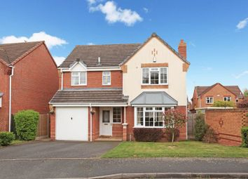 Thumbnail 4 bed detached house for sale in .Castle Acre Road, Leegomery, Telford