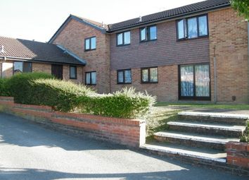 Thumbnail 2 bed flat to rent in Godmanston Close, Poole