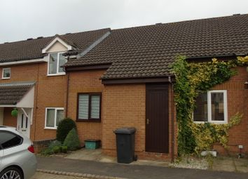 Thumbnail 1 bed terraced house to rent in Ellison Close Abbeymead, Gloucester