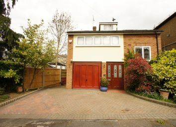 Thumbnail 3 bed link-detached house for sale in Sunnyside Drive, London