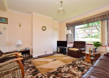 Thumbnail 3 bed semi-detached house for sale in Kingscroft Road, Leatherhead, Surrey