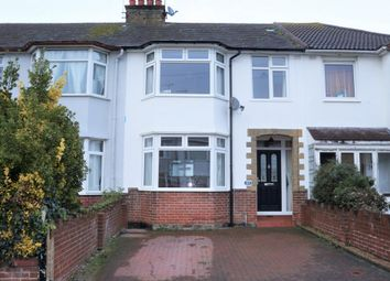 3 bed terraced house for sale in Gorrell Road, Whitstable CT5