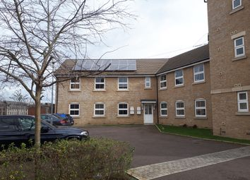 Thumbnail 2 bedroom flat for sale in Browning Close, Royston, Hertfordshire