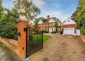 Thumbnail 5 bed semi-detached house for sale in Dartnell Park Road, West Byfleet