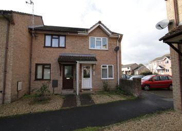 Thumbnail 2 bed semi-detached house to rent in Clare Drive, Tiverton