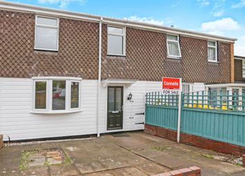 Thumbnail 3 bedroom terraced house for sale in Reedham Gardens, Penn, Wolverhampton
