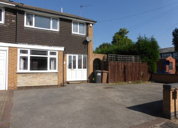 Thumbnail 3 bed semi-detached house to rent in Highfield Street, Nottingham