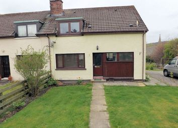 Thumbnail 2 bed semi-detached house for sale in Swordale Crescent, Bonar Bridge