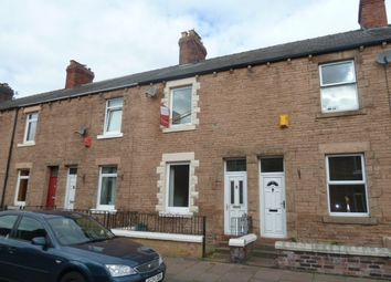 Thumbnail 2 bed terraced house for sale in Clementina Terrace, Carlisle