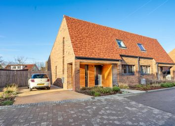 Thumbnail 2 bed semi-detached house for sale in Meadlands Mews, Derwenthorpe, York